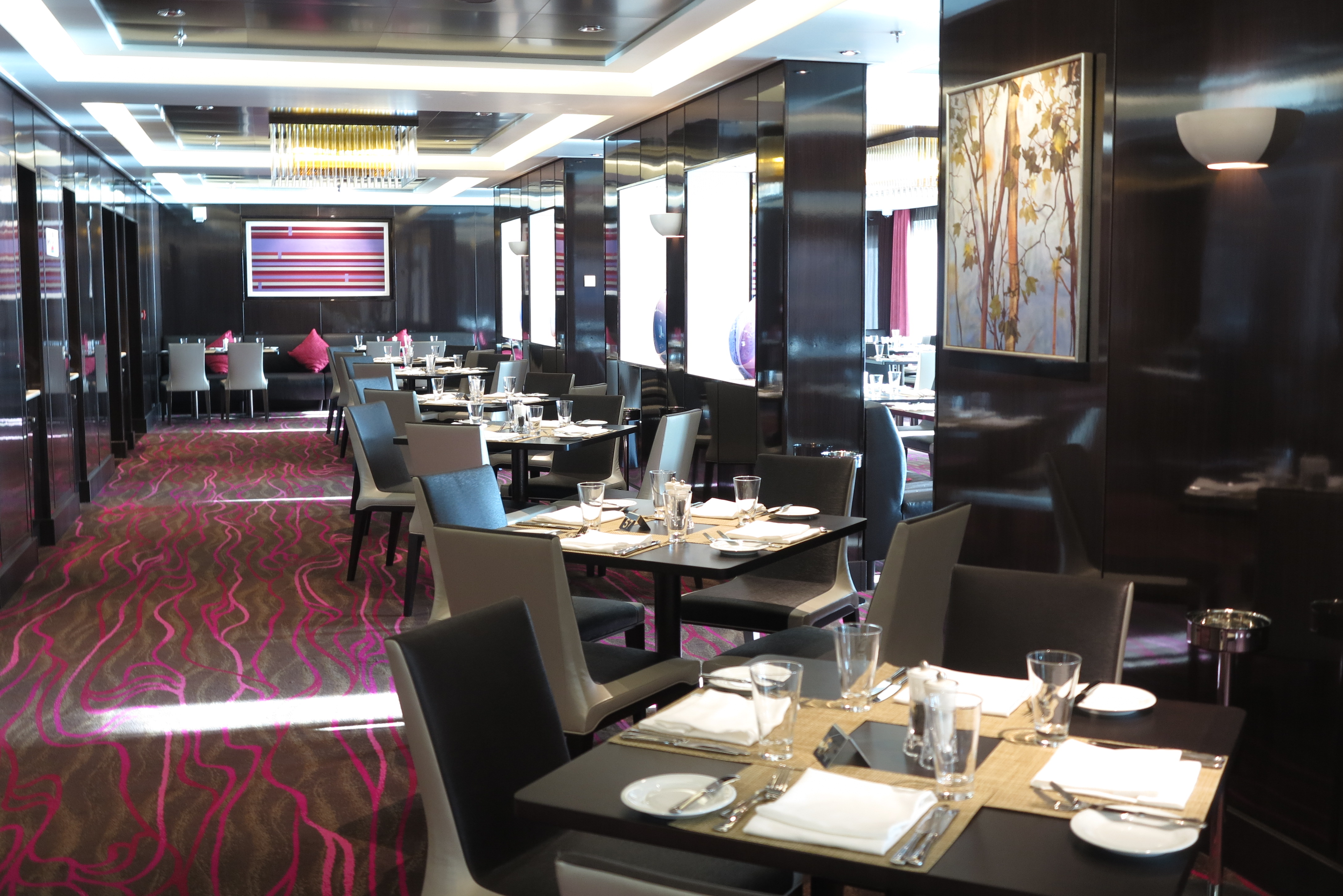 Tasty: The Taste restaurant (Picture: Dave Monk)