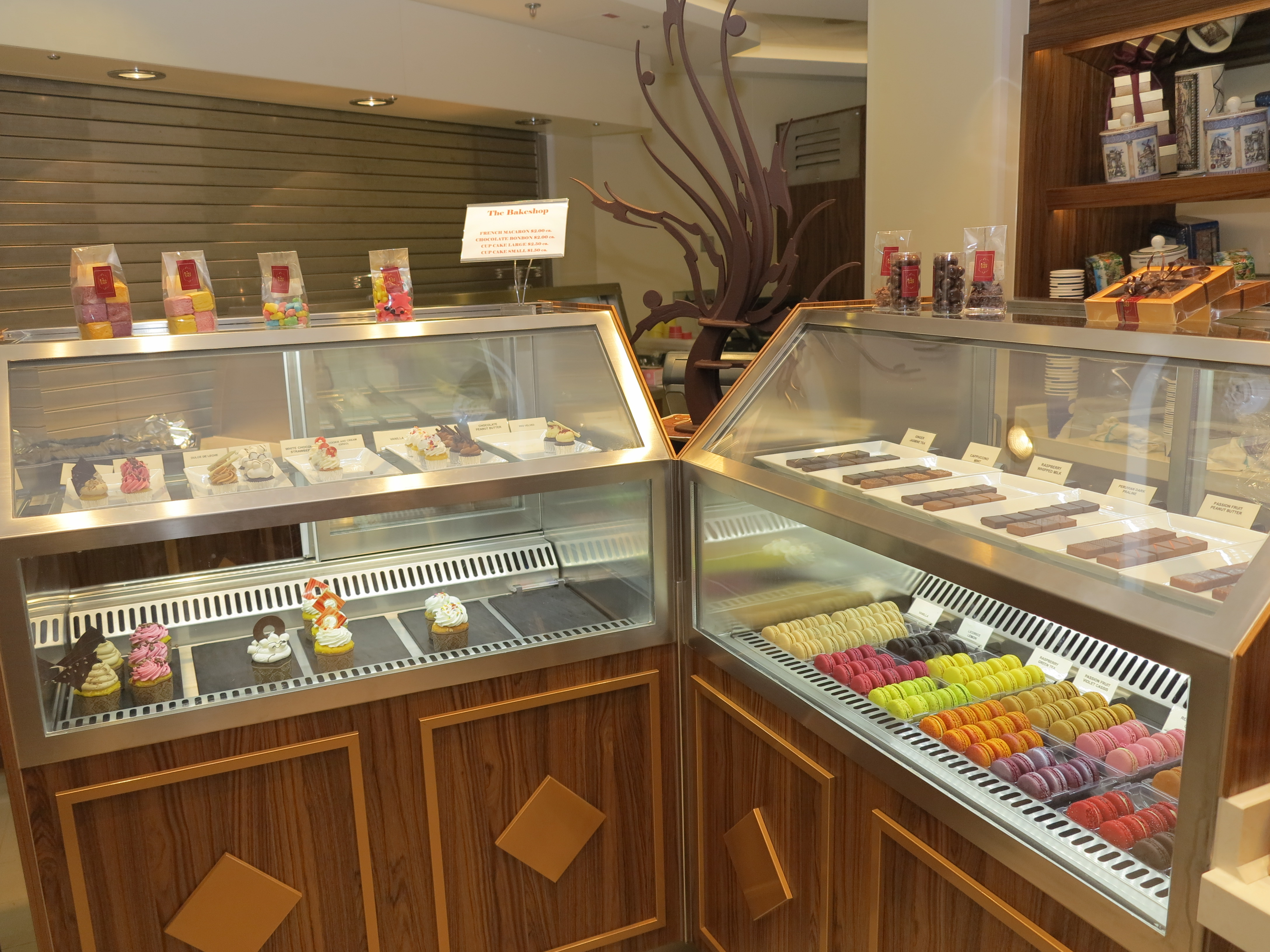 Sweet sensations: The Bake Shop