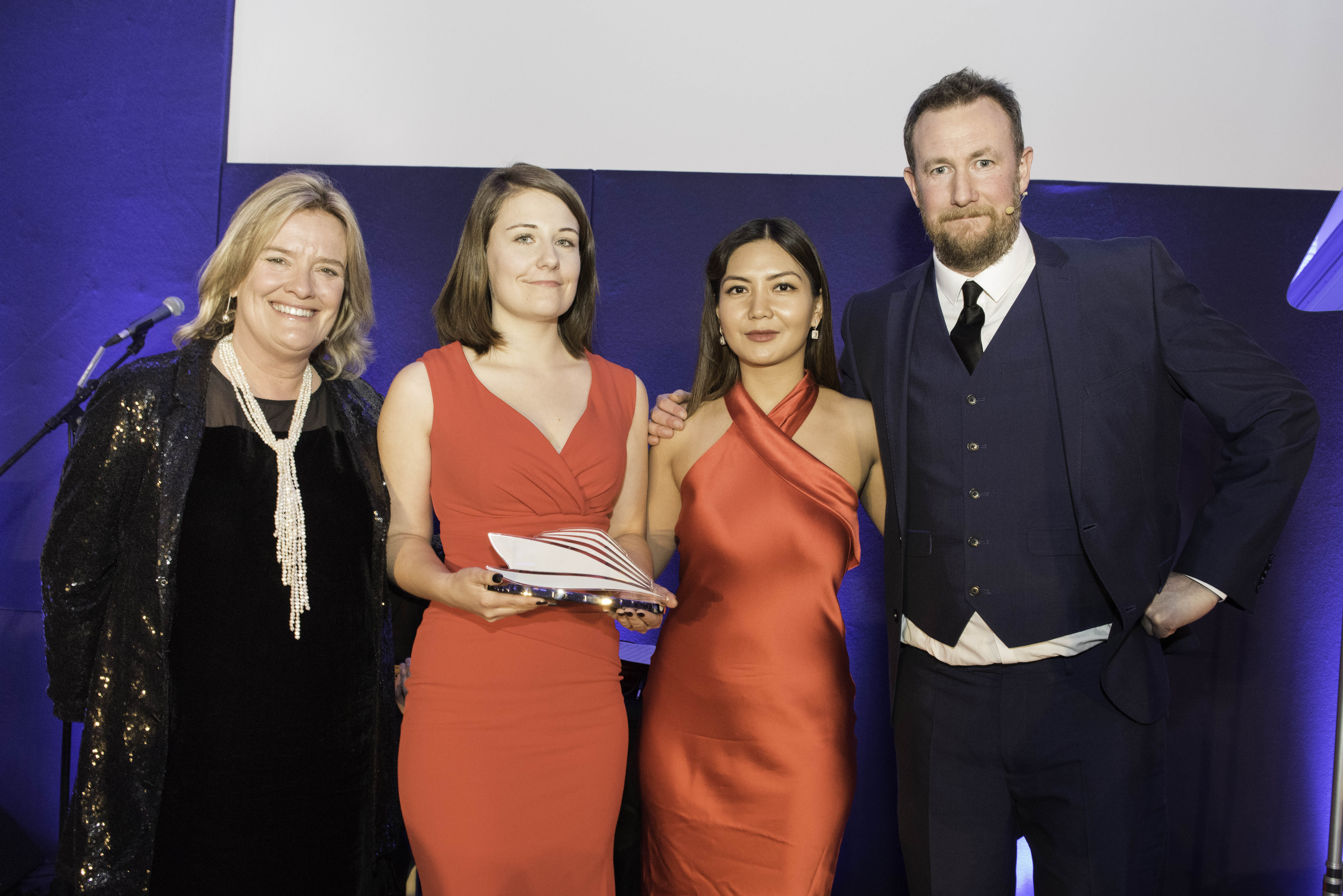 The Wave awards 2018. The Grand Connaught Rooms London